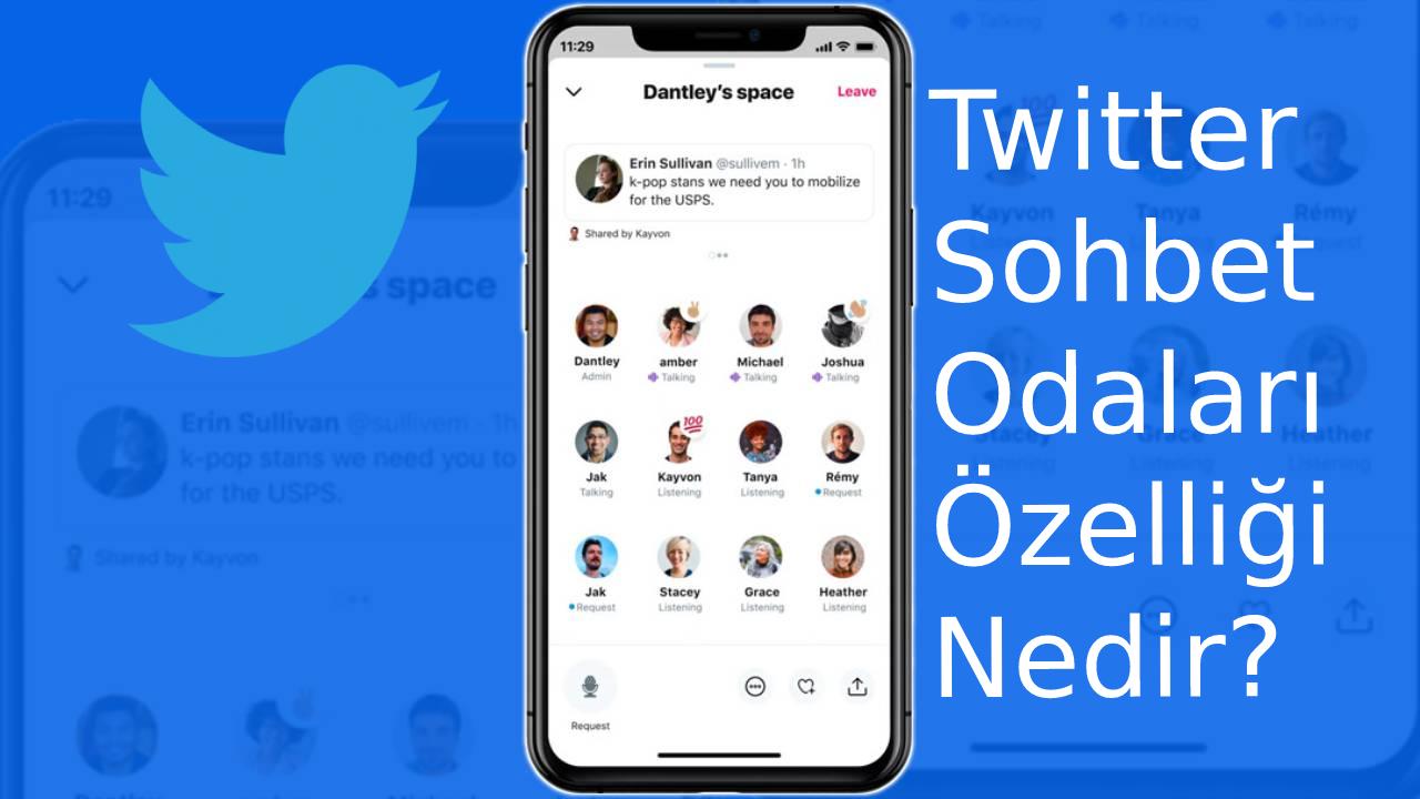 Twitter Sohbet Odaları Özelliği Nedir?