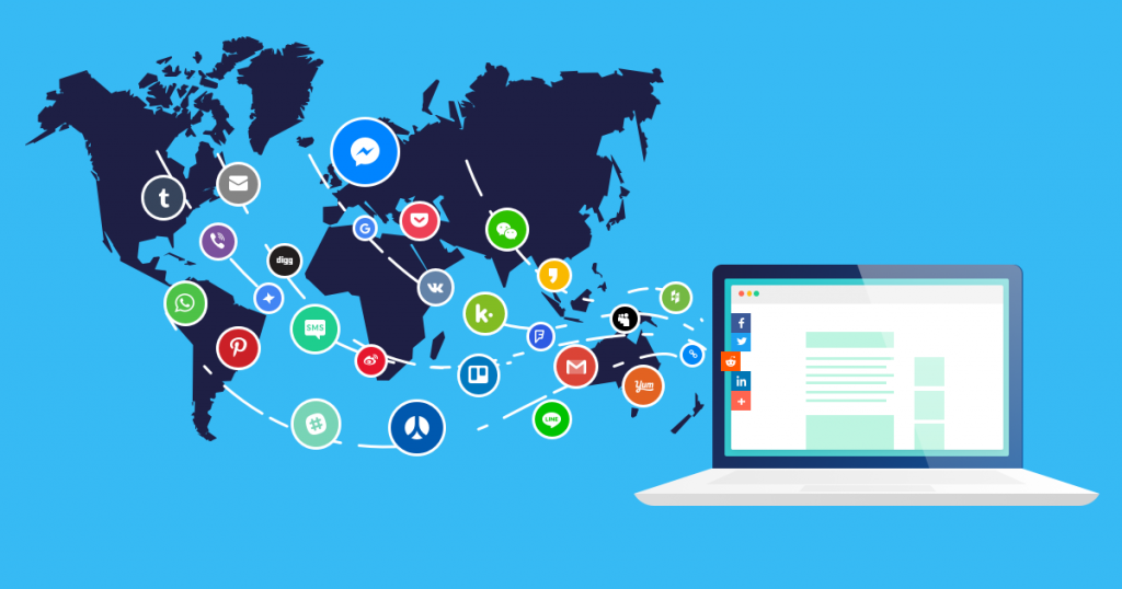What Platforms Do Countries Use the Most?