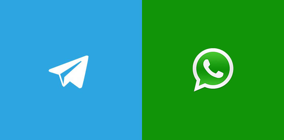 Advantages and Disadvantages of WhatsApp and Telegram