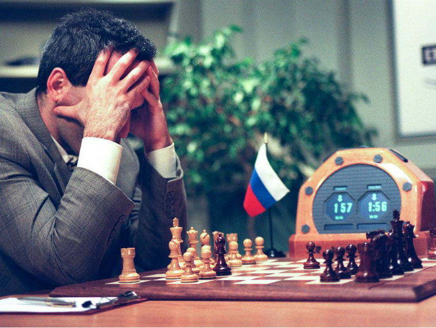 Kasparov VS Deep Blue: Victory of Artificial Intelligence