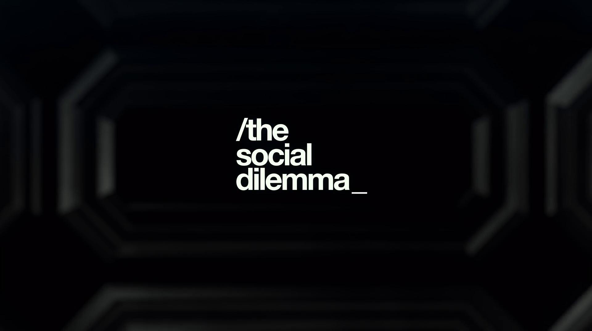 Social Dilemma: Realistic Documentary About Social Media