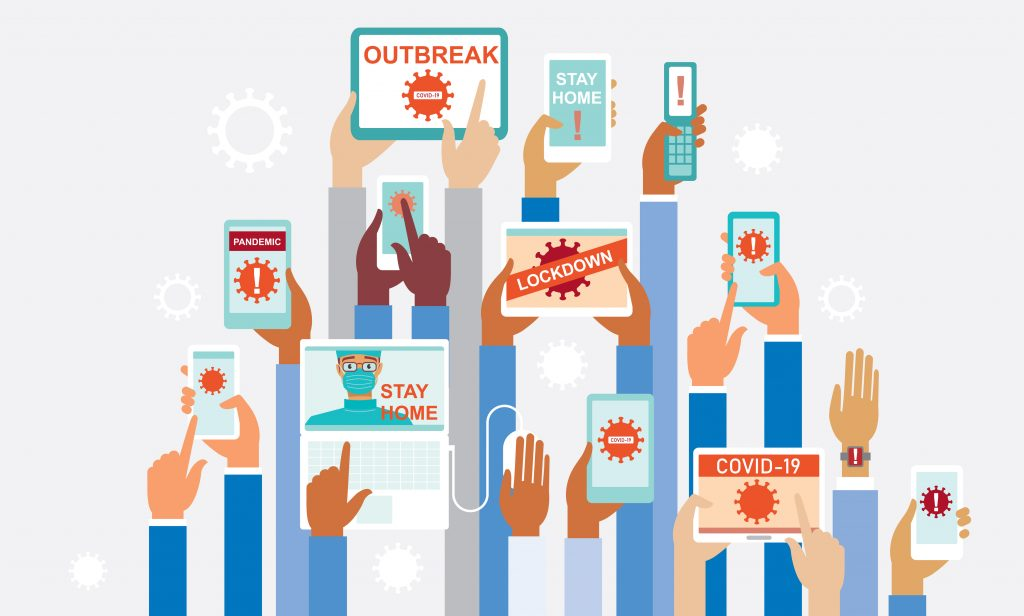 Social Media During The Pandemic