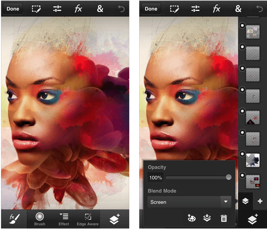 4 Best PhotoShop Apps in Apple Store
