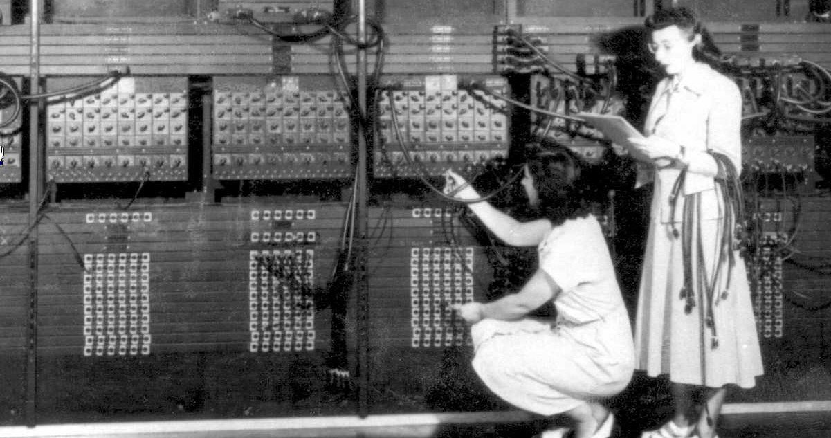 First Computer on The History