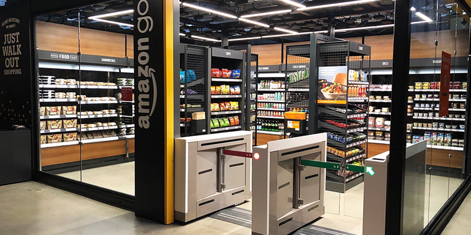 Amazon Go: Shop From The Future