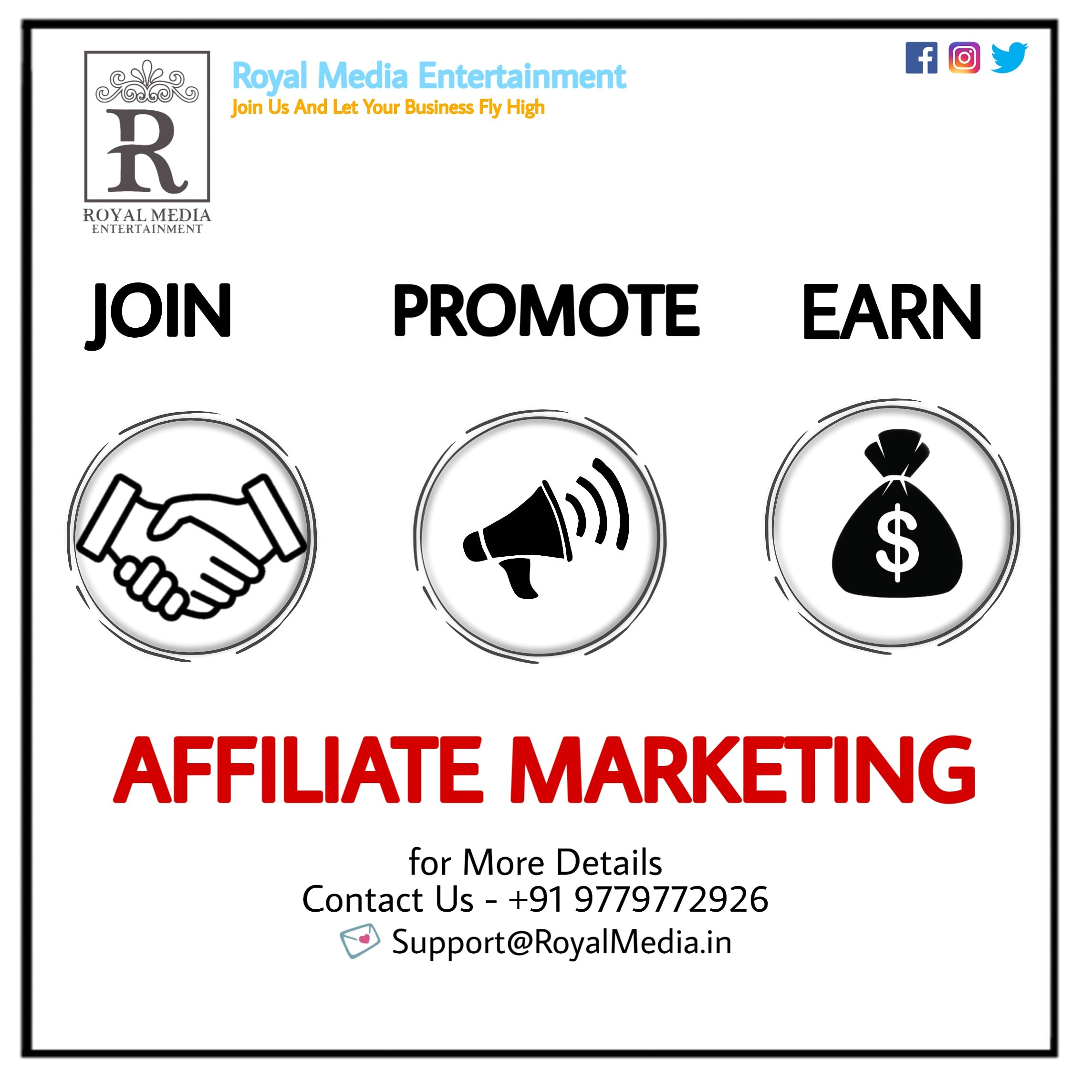 Affilates Marketing