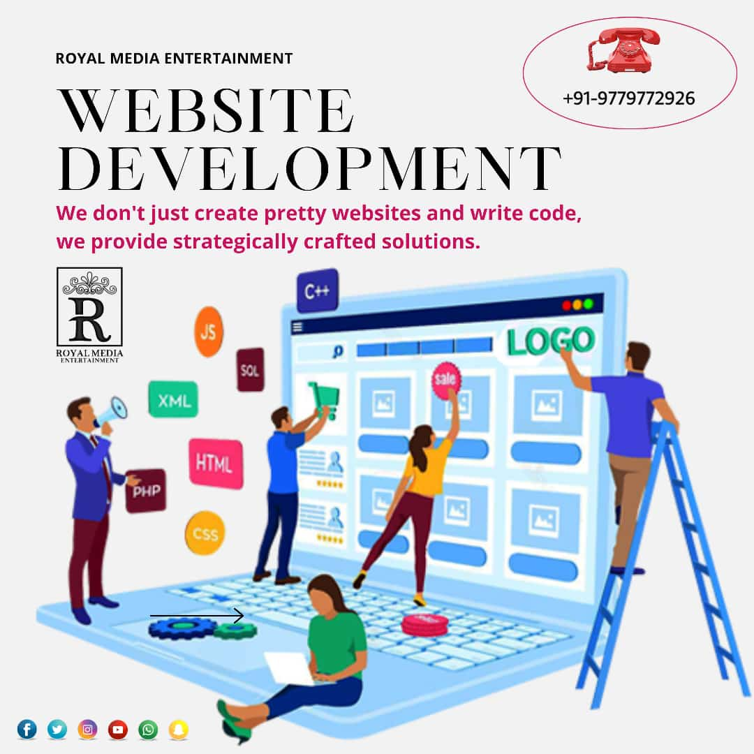 Get a reliable and affordable web development service with quality and expertise.