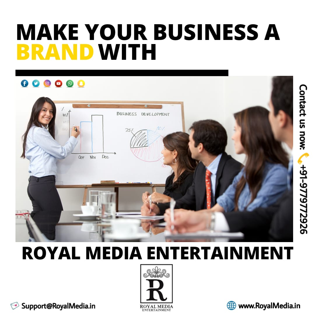 Make your business a well-known Brand