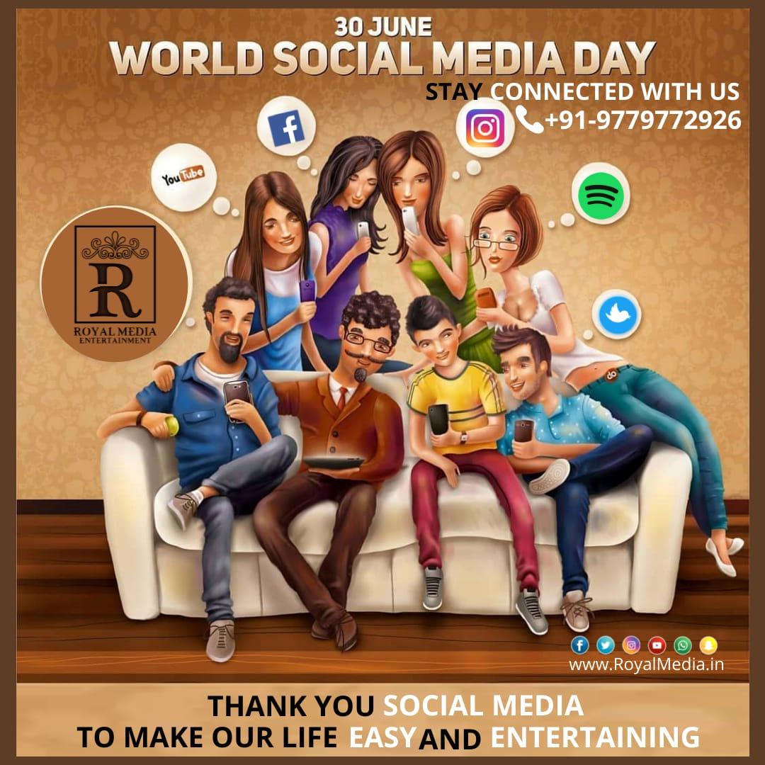 World Social Media Day 2021