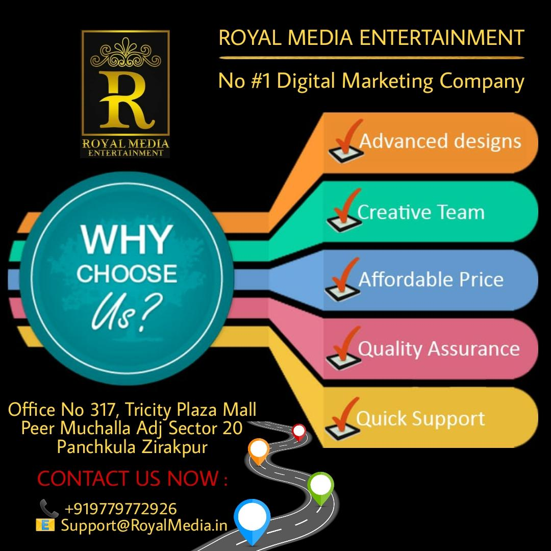 No #1 Digital Marketing Company
