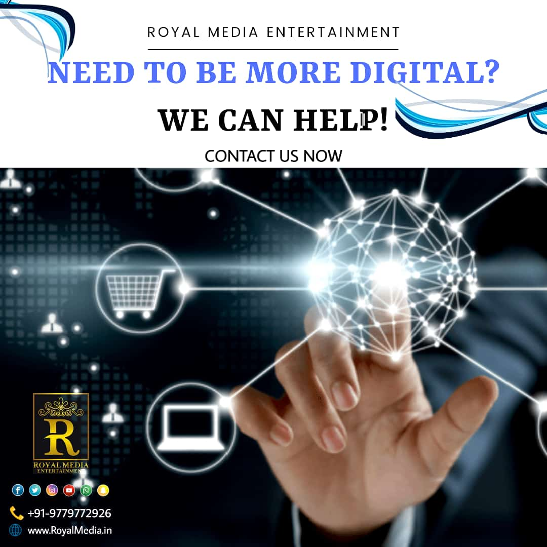 Need to be more Digital?