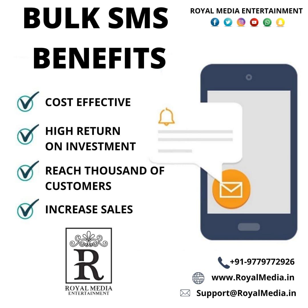 Royal Media Entertainment THE BEST BULK SMS PROVIDER