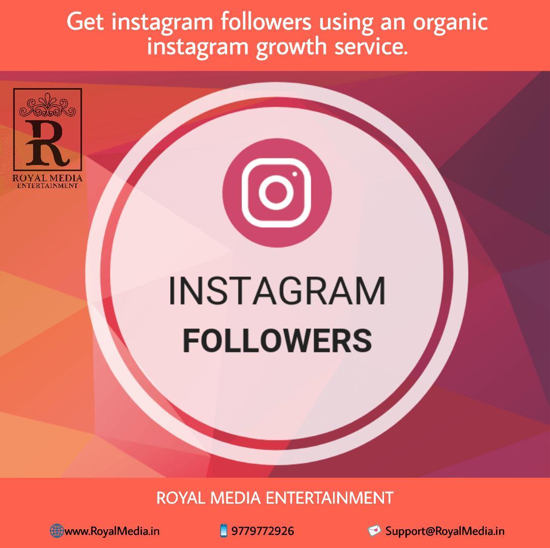 Get Organic Instagram Follower