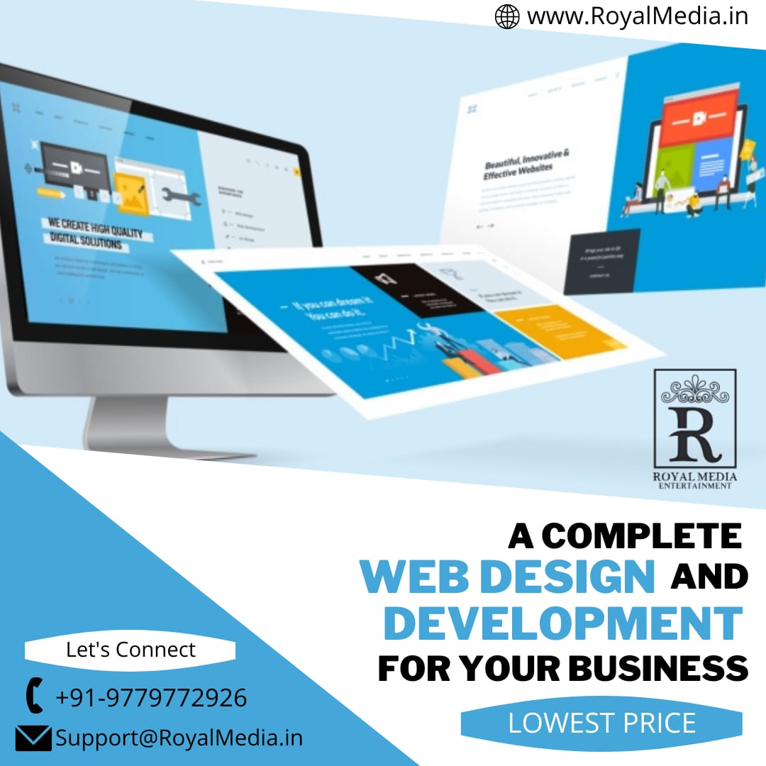 Get Stunnig Website At Very Affordable Prices