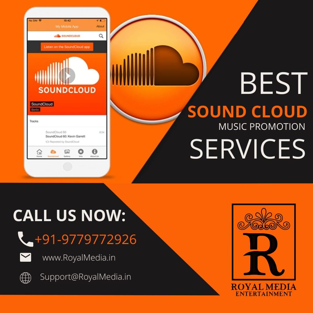 SOUNDS CLOUD  SERVICES