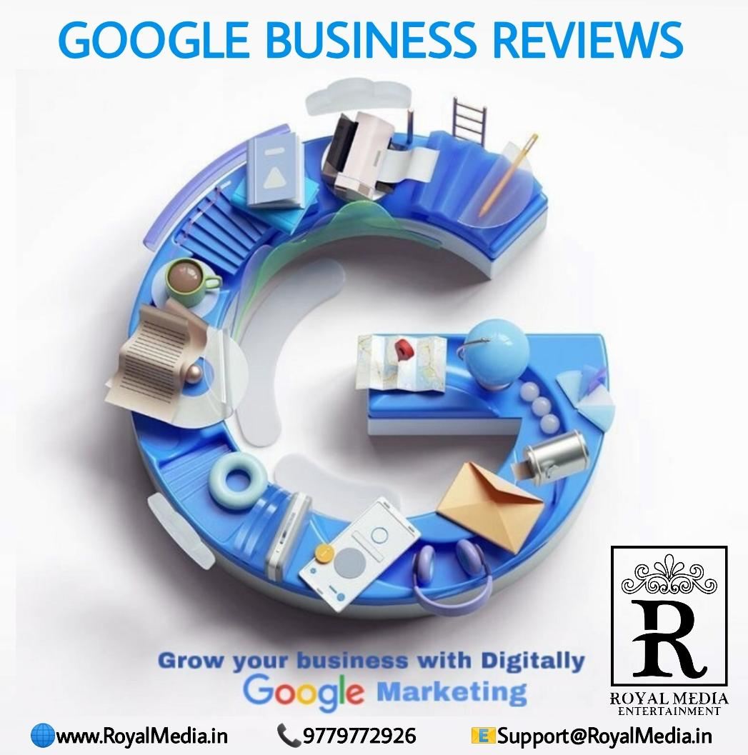 Get a high ranking of your business with our Google Business Review Services.