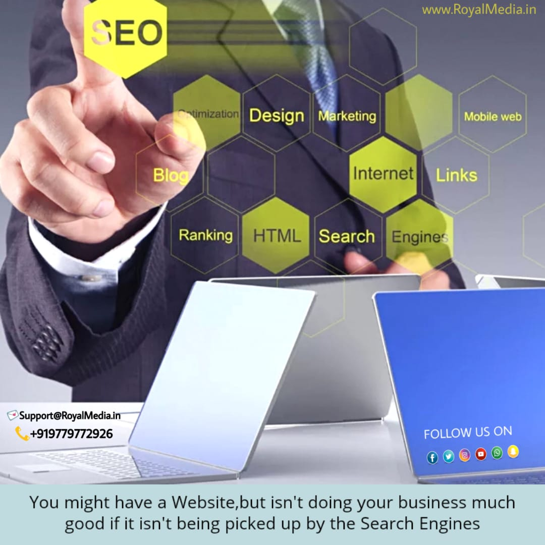 We handle different SEO activities smartly
