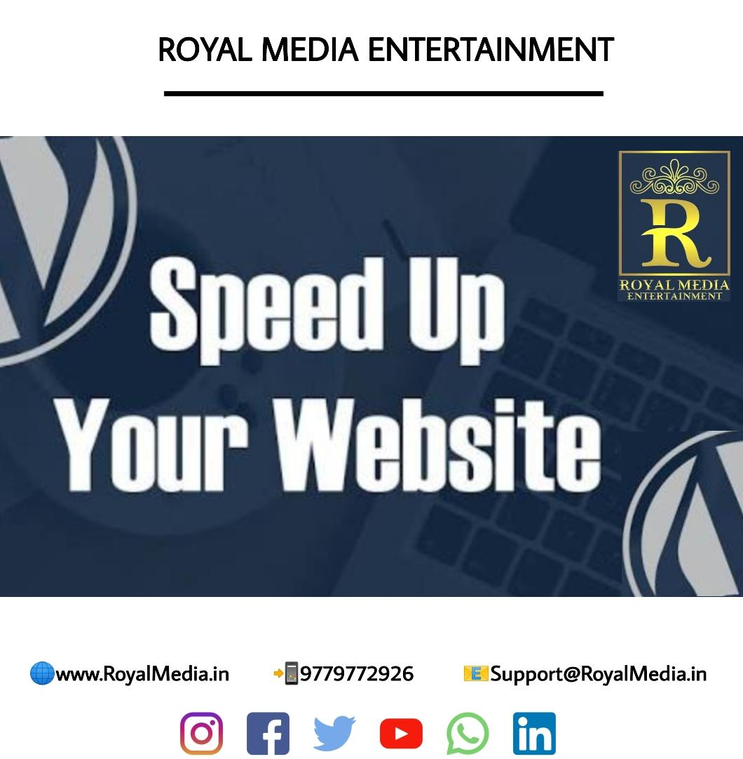 Speed up your Website!