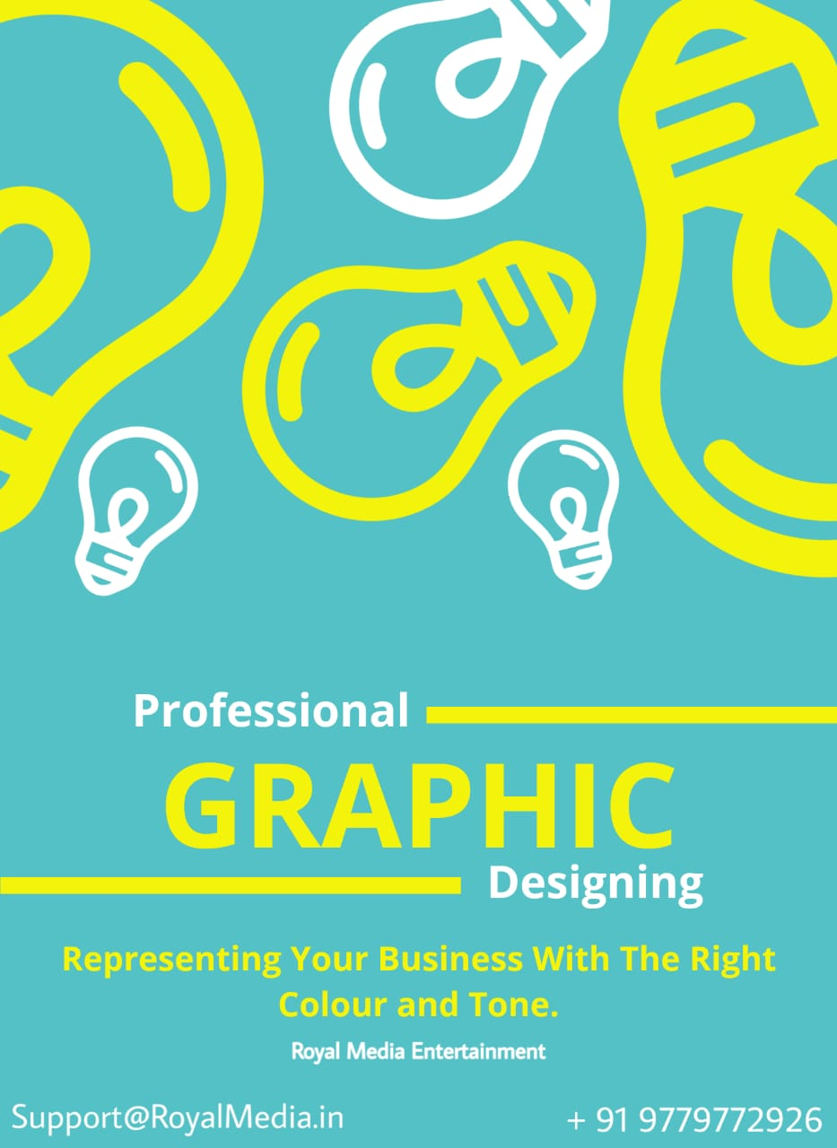 Professional Graphic Designing