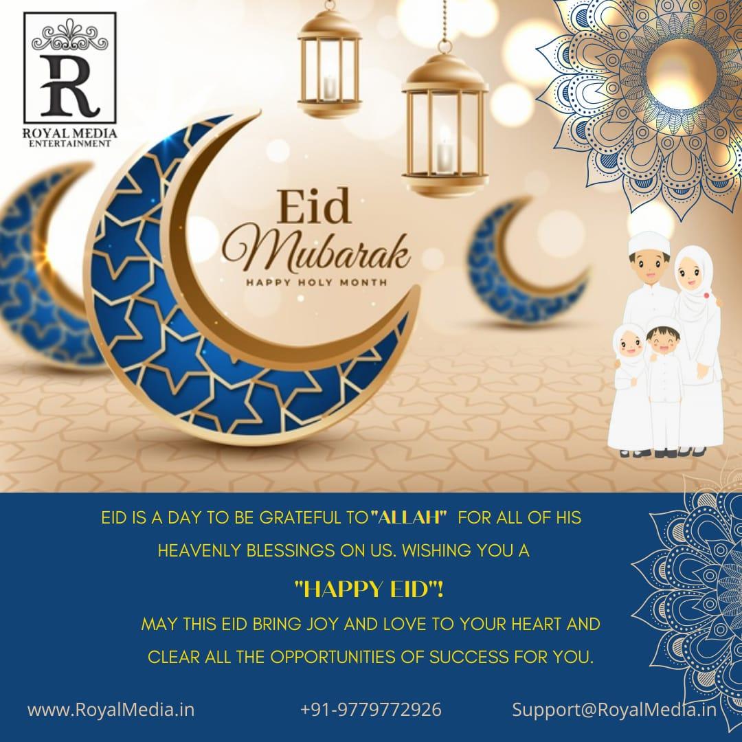 HAPPY EID-UL-FITR