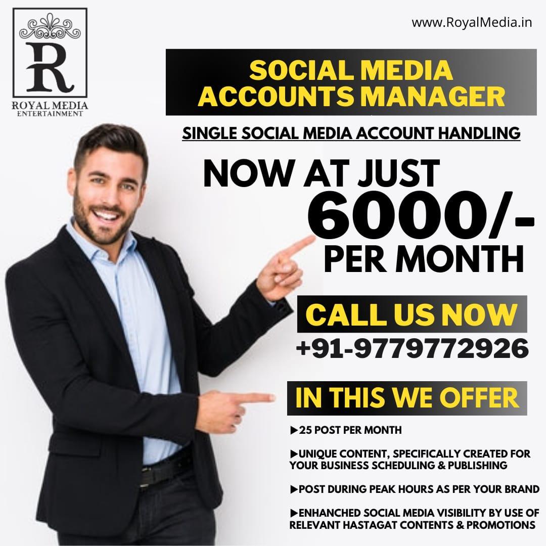 Account Handling & Management