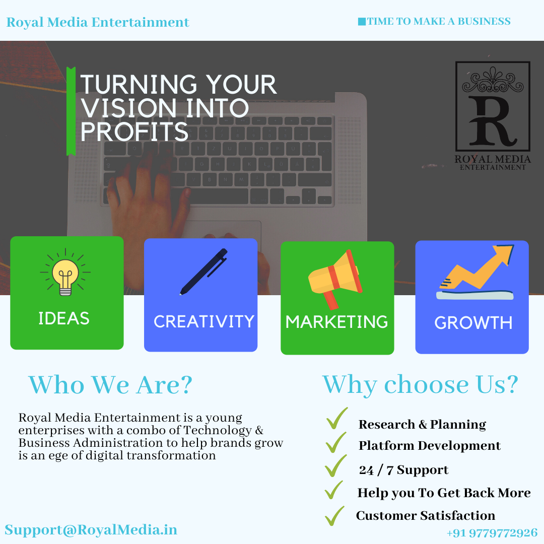 Turning Your Vision into Profits