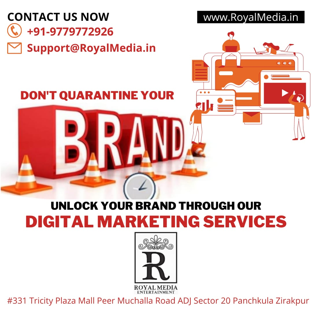 You can easily fullfill your Digital Needs