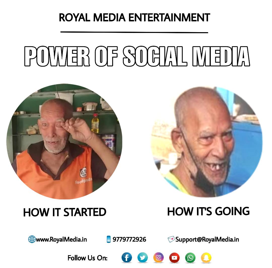 Power Of Social Media