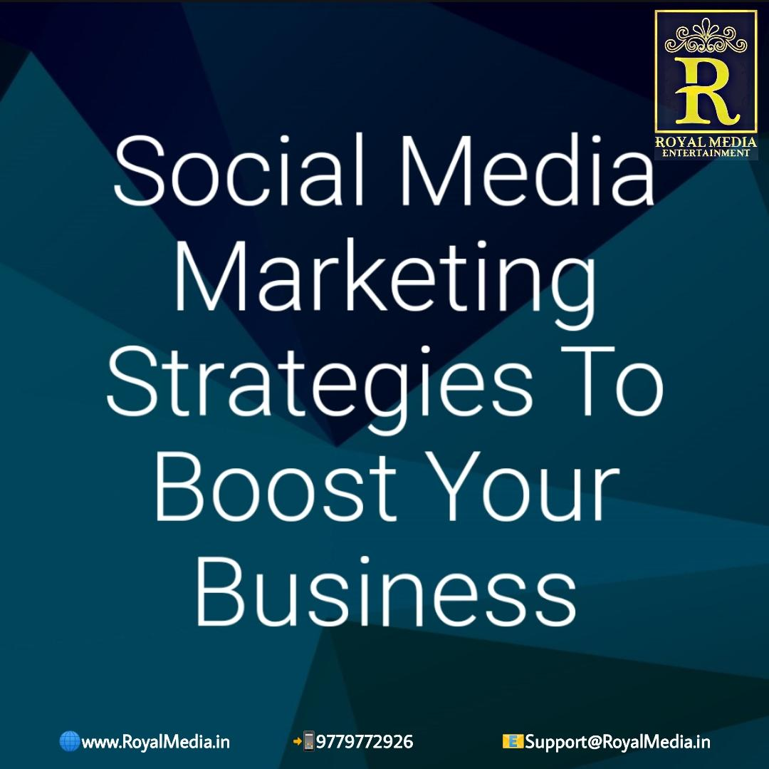 Social media marketing will make it easy to spread the word about your products and mission.