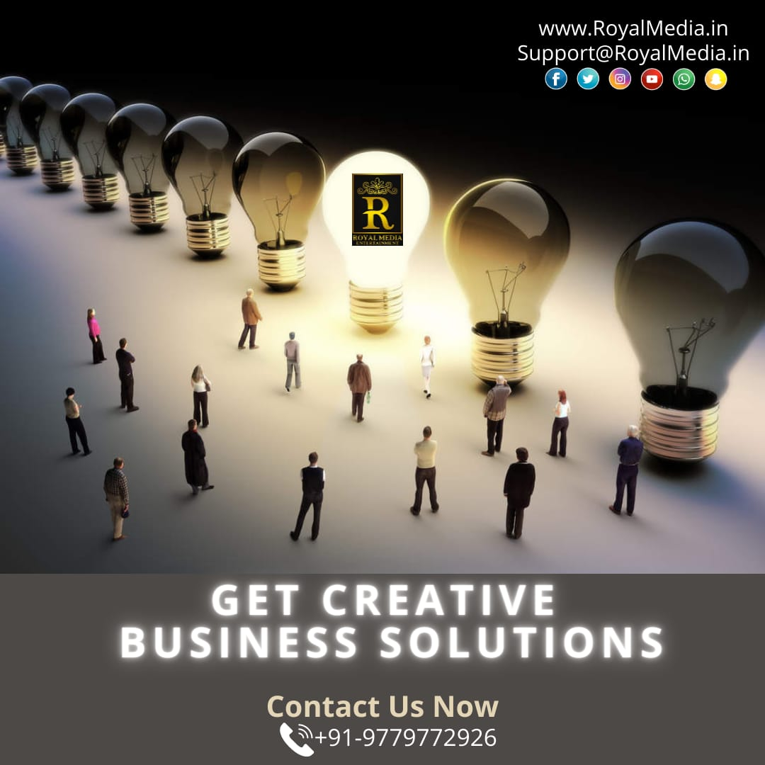 Get Creative Ideas For Your Business