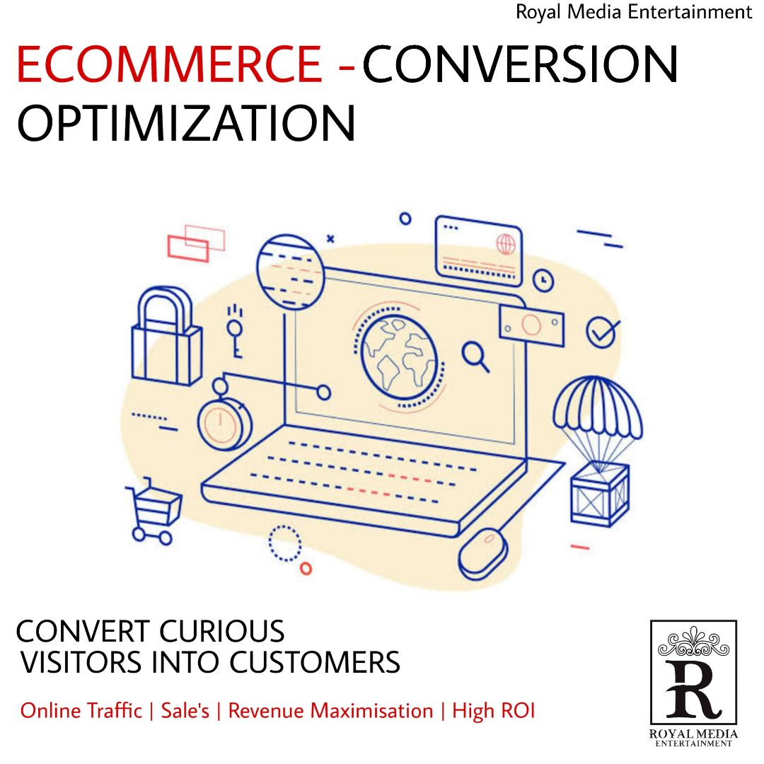 Convert curious visitors into Customers