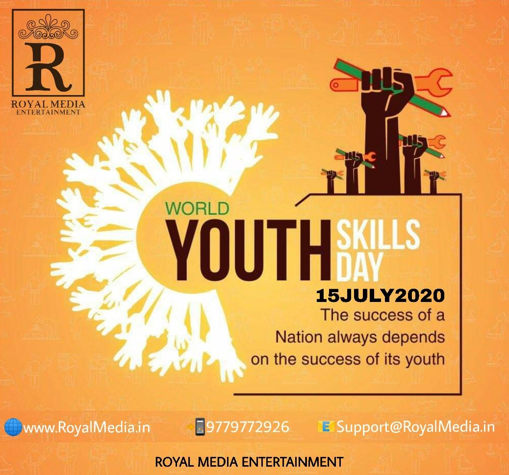 World Youth Skills Day2020