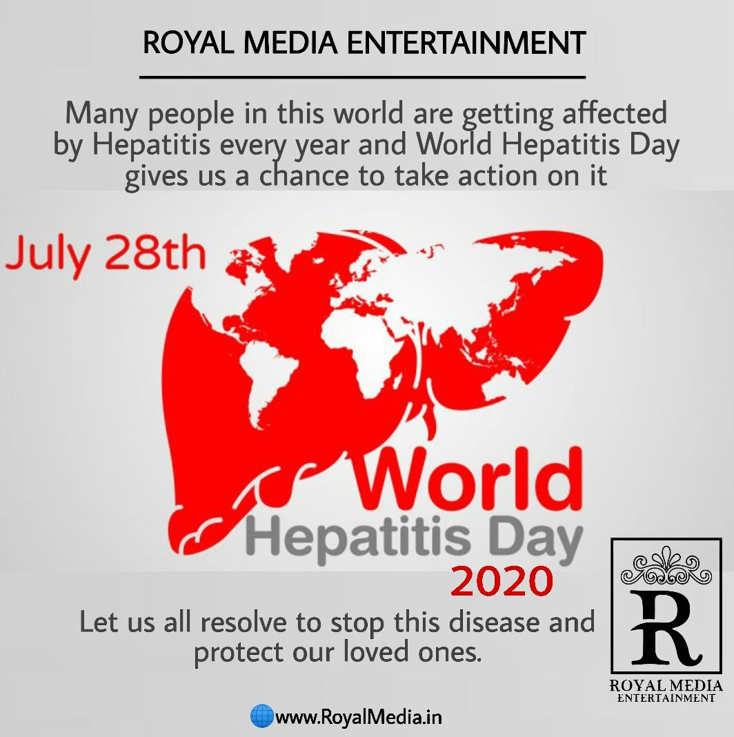 World Hepatitis Day 28 July 2020