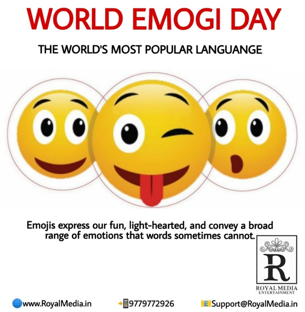 World Emogi Day