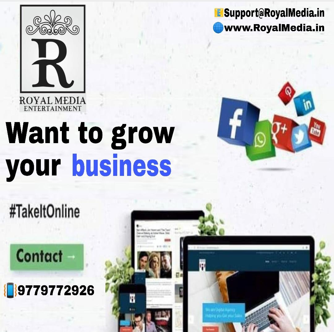 Grow Your Business With Royal Media Entertainment