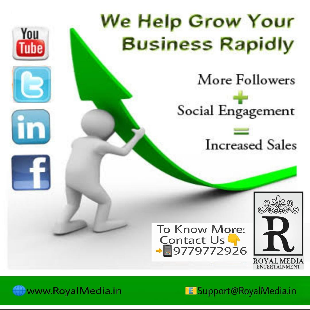 Go ahead and grow your business with us!