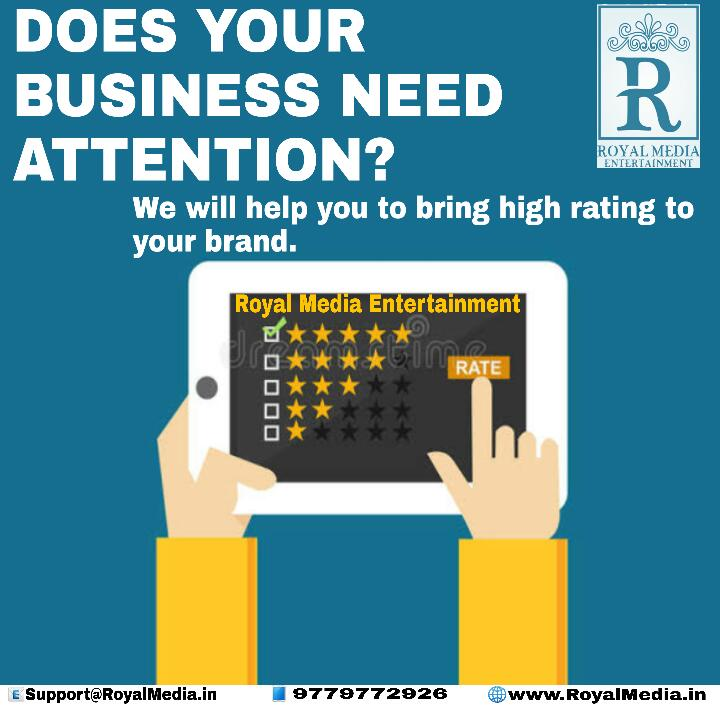Grow Your Brand Rating