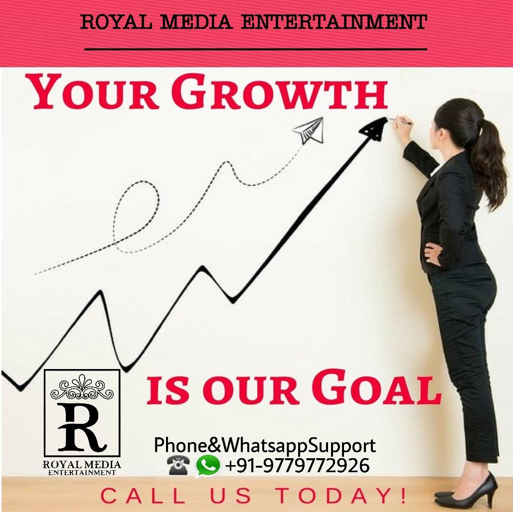 Your Growth Is Our Goal