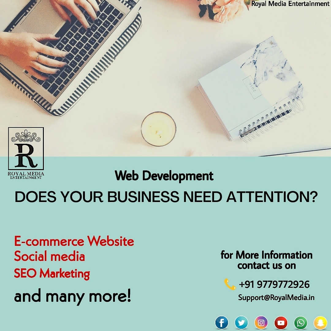 Does your business need attention?