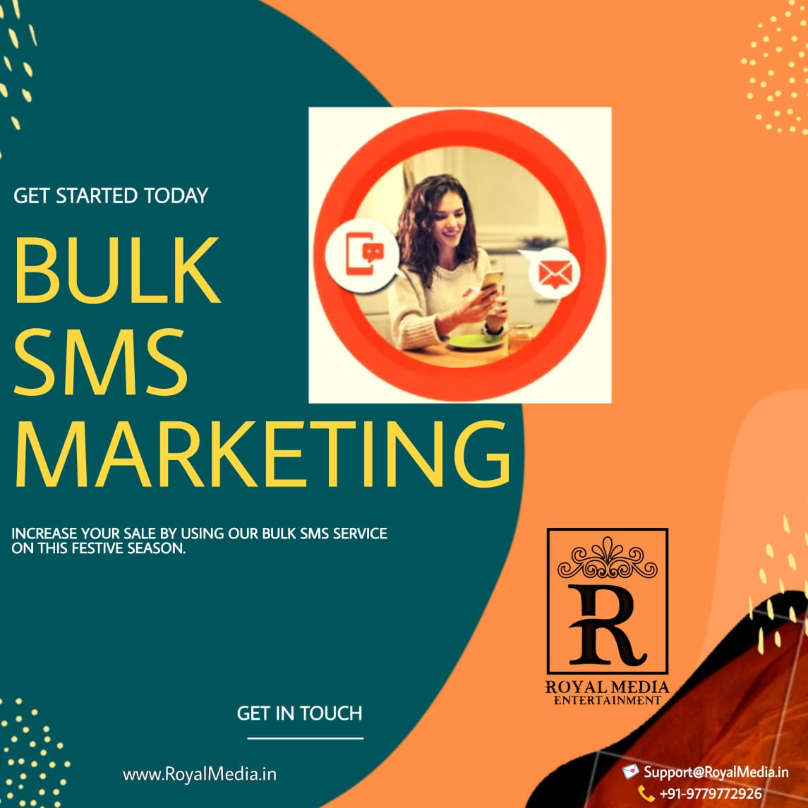 🌟100% surety of BULK SMS delivery.