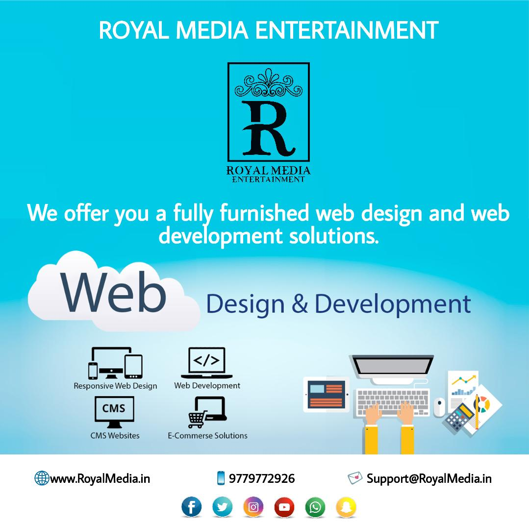 Get Your Professional Website