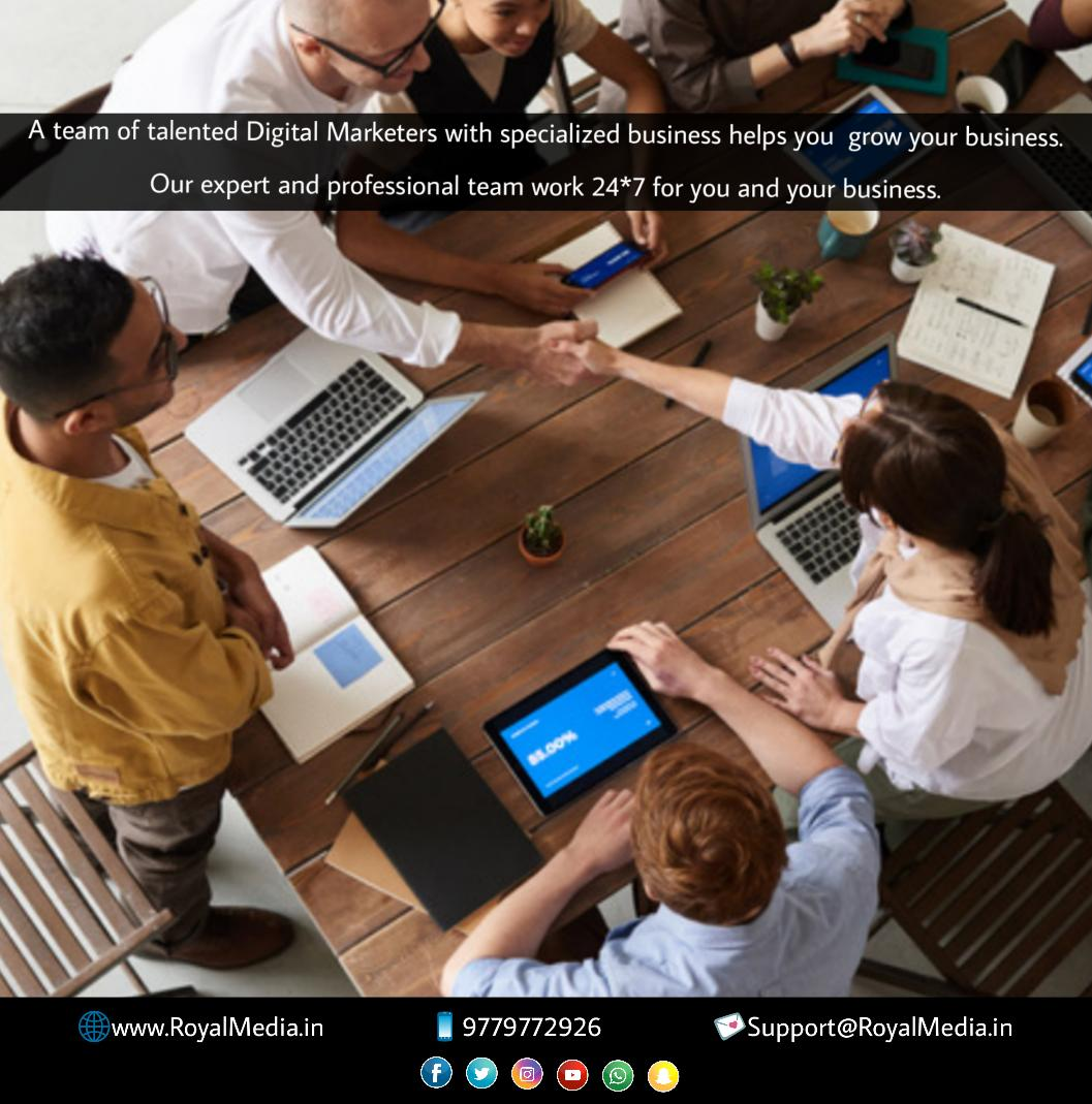 Connect With Our Experts to Grow Your Business