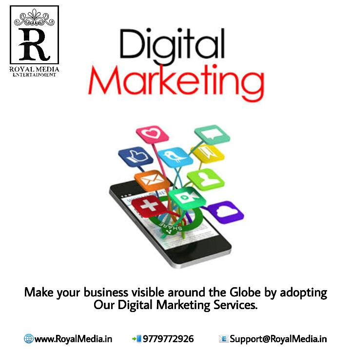 We specialize in digital marketing