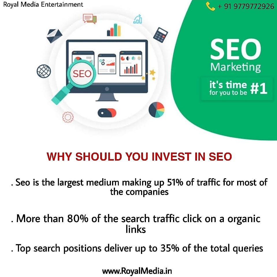 These are the reasons why SEO is important for online Businesses.