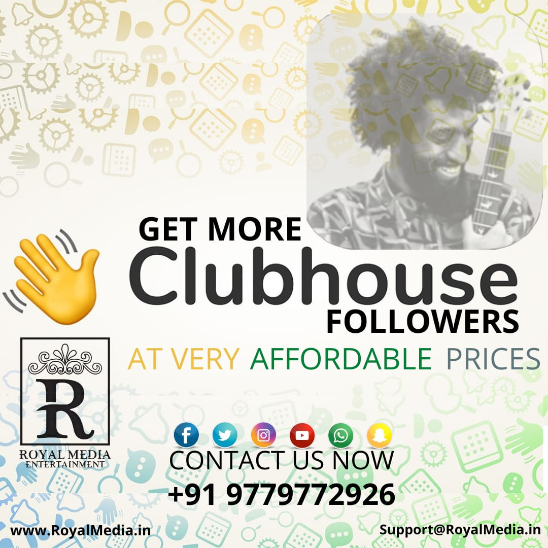 Grow Your Clubhouse Account