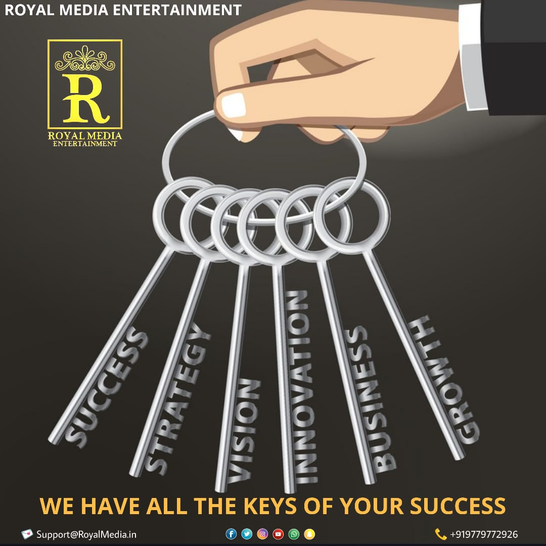 🔓🔑 We have all the keys of your success.