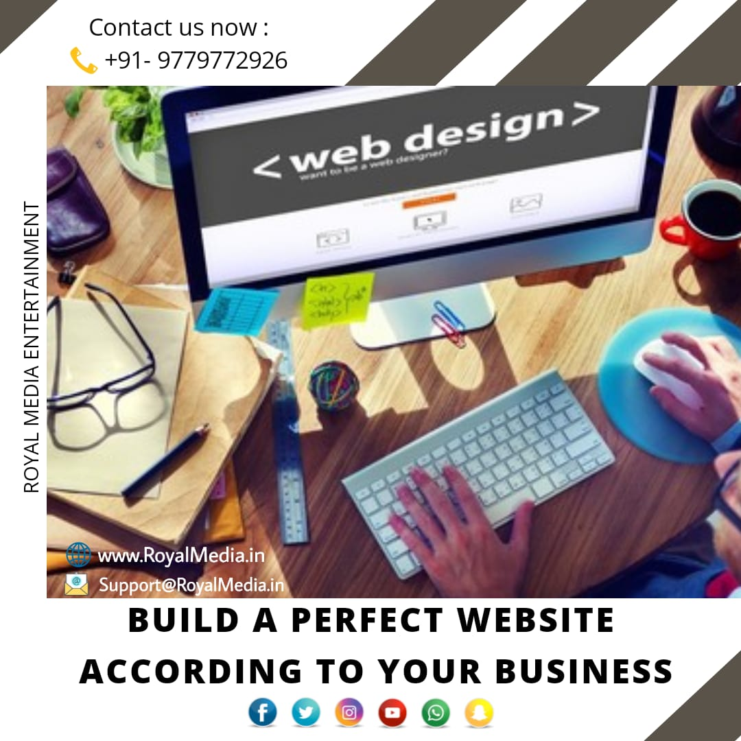 Get your business website today