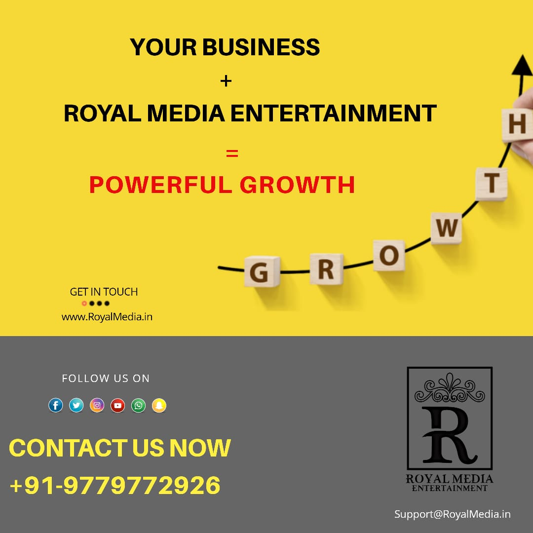 Make your business Powerful through our strategy and services.