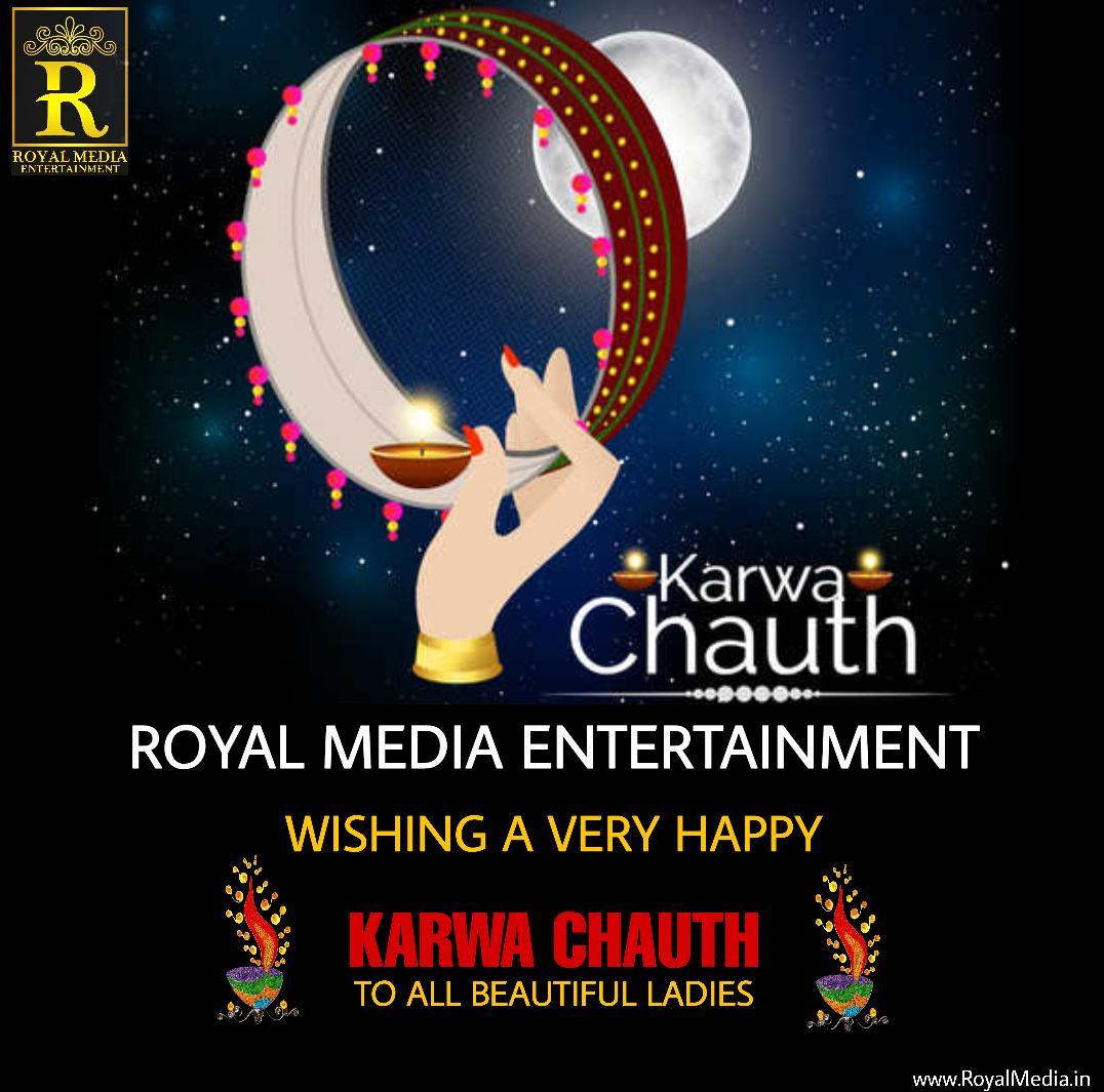 """Happy """"KARWA CHAUTH"""""""