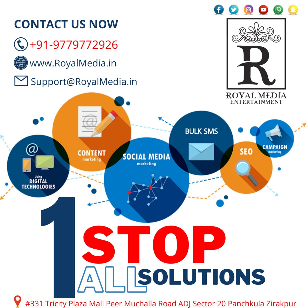 One Stop All Solutions